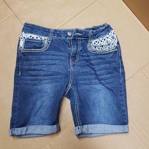 Tru Craft Girls Shorts